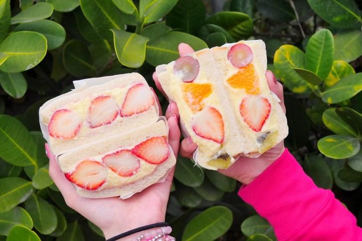 46366891484 ef188d8169 c - 東海中科橫山銘製三明治:草莓控不要錯過!沒有預約買不到排隊草莓三明治!