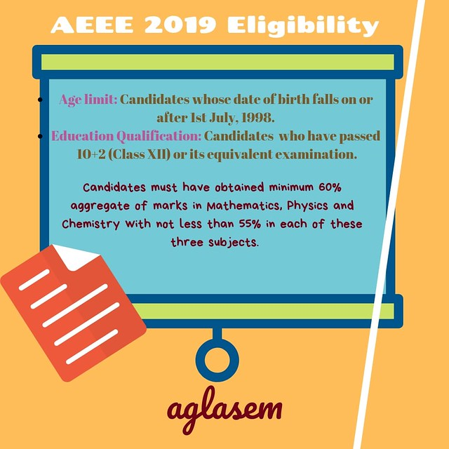 AEEE 2019 Eligibility