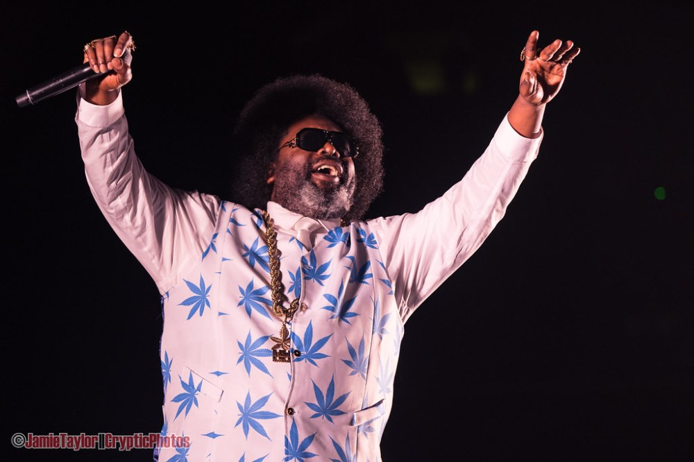 American rapper Afroman performing at Rogers Arena in Vancouver, BC on February 22nd 2019