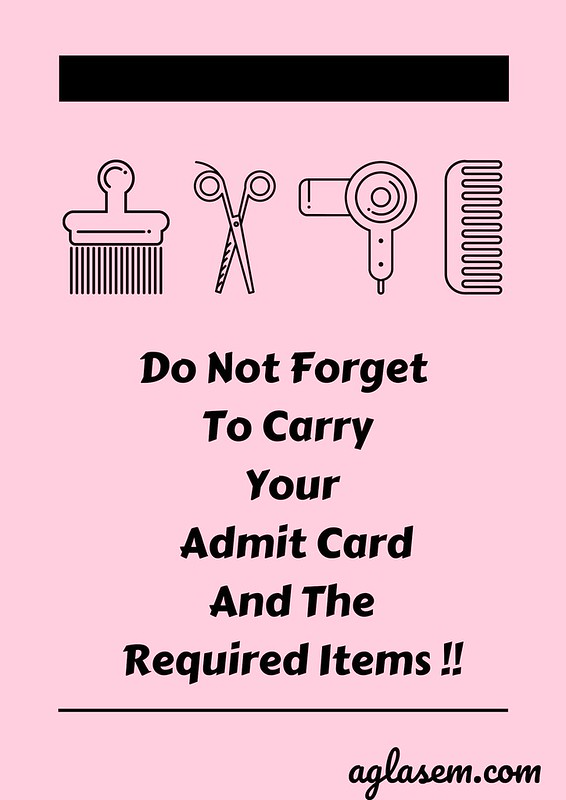 MPSOS 10th Admit Card June 2019