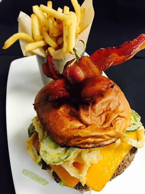 National Burger Day in Denver