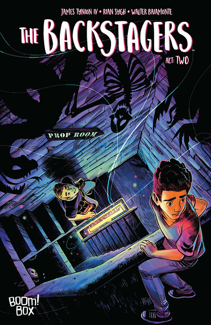 29823435801_43896355b2_z ComicList Preview: THE BACKSTAGERS #2