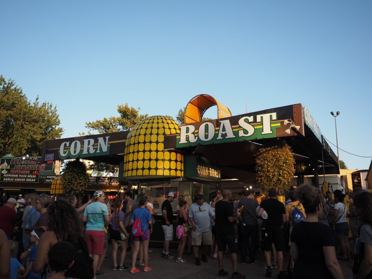 MN State Fair Food - Due Midwest