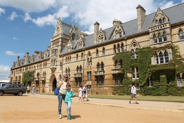 Christ Church College de Oxford - 6