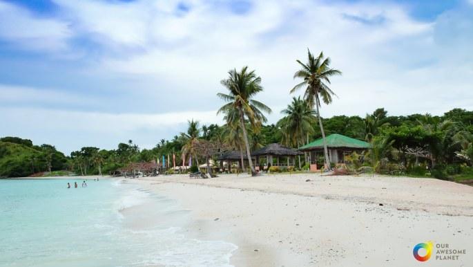 Aglicay Beach