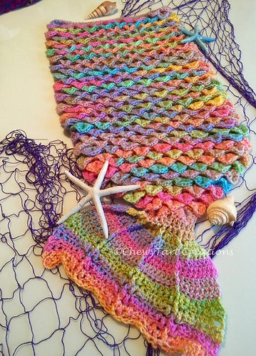Free Mermaid Tail Crochet Patterns A Surprise For The Boys