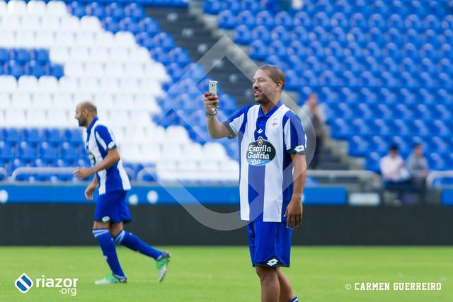 Memorial Moncho Rivera: Dépor vs Celta