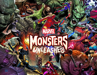 29729978905_bedd1c861b_n The Marvel Universe is threatened by MONSTERS UNLEASHED