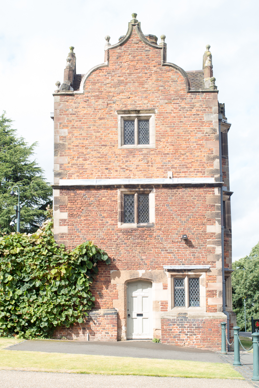 Aston Hall Birmingham Gatehouse