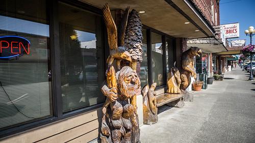 Wood Carvings in Sedro-Woolley-005