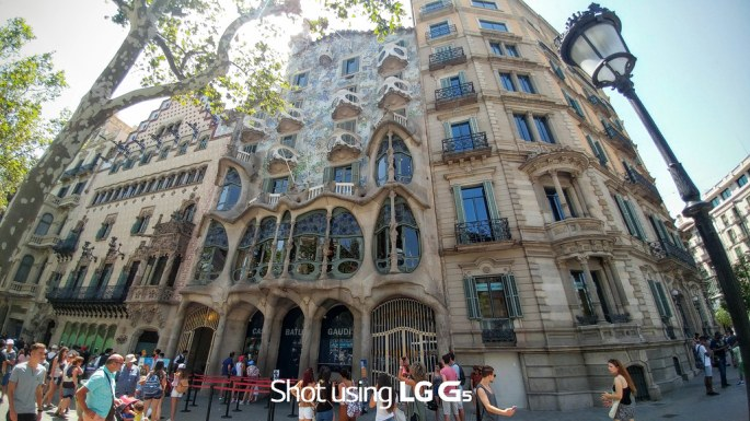 LGG5 Casa Batjo, Barcelona