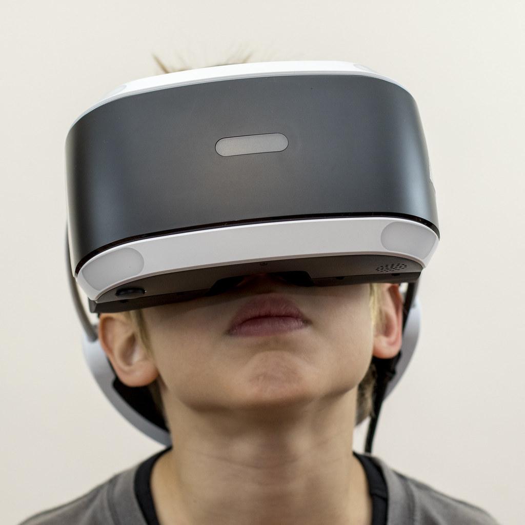 PlayStation VR 16