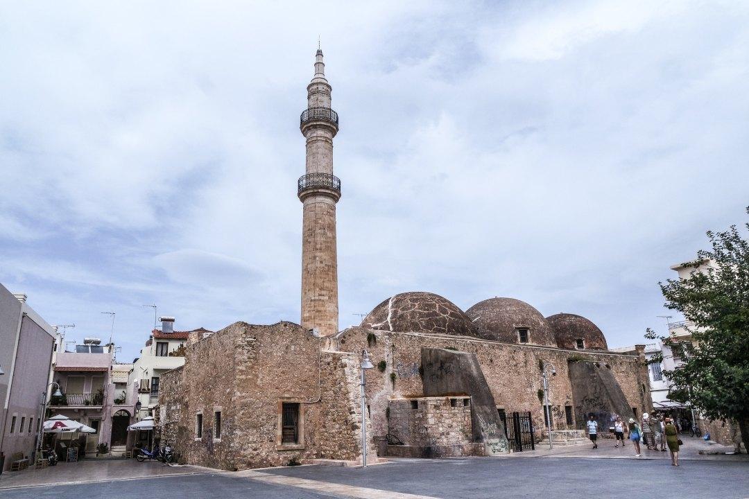 Moschea Neratze a Rethymno