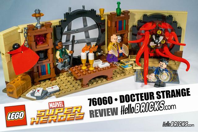 76060 Docteur Strange's Sanctum Sanctorium