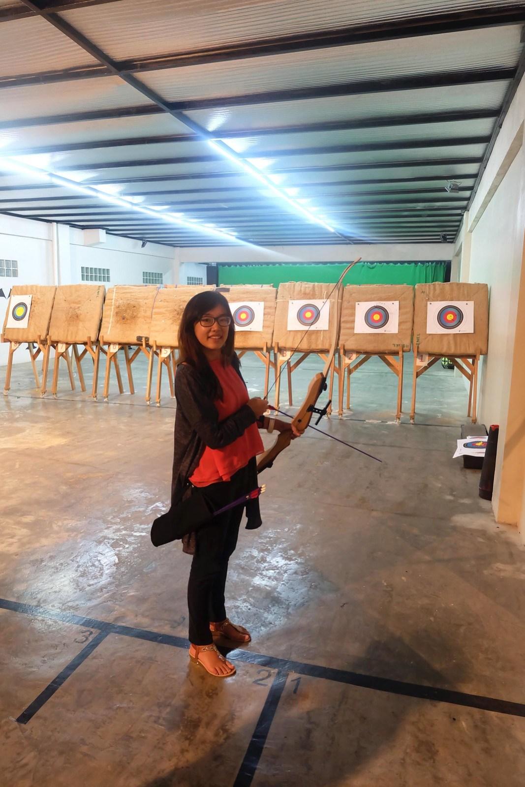Archery SAgittarium