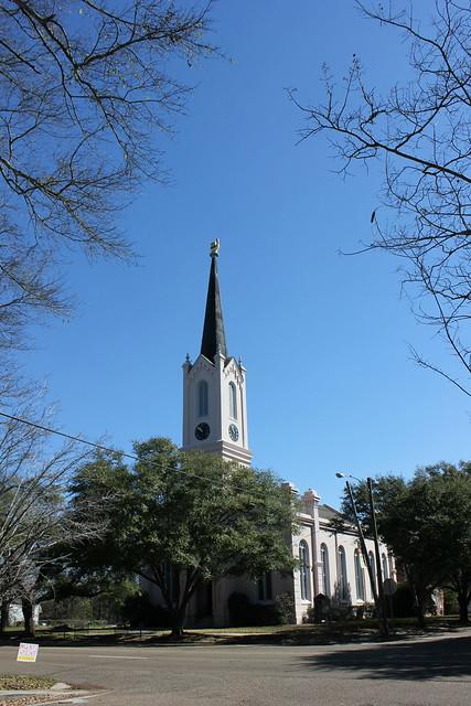 First Prebyterian Church, Port Gibson MS