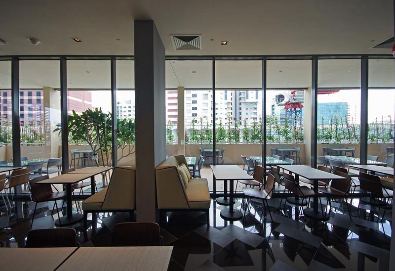 lobby of holiday inn express singapore katong