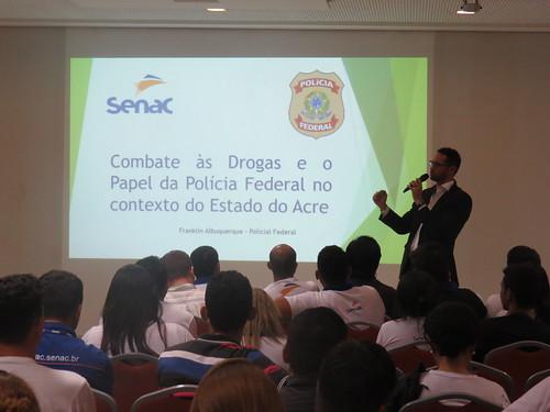 Núcleo de Educação Profissional realiza Ciclo de Palestras de Prevenção e Combate às Drogas