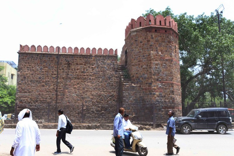 City Walk - From ITO to Red Fort, Central Delhi