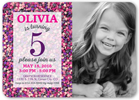 5th birthday invitations shutterfly