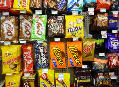 Image result for free to use image of sugar products at supermarket checkouts
