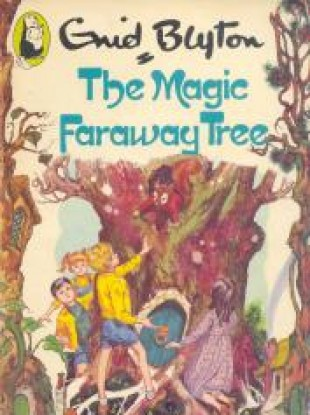 Image result for 'The Faraway Tree,' by Enid Blyton