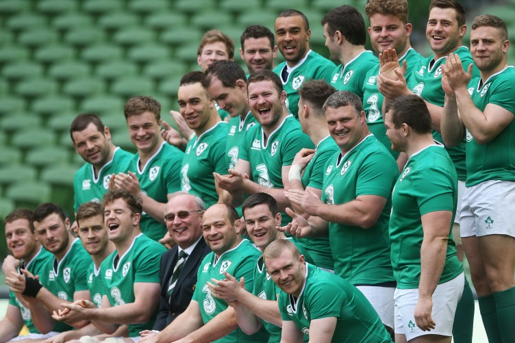 Image result for ireland rugby 2016