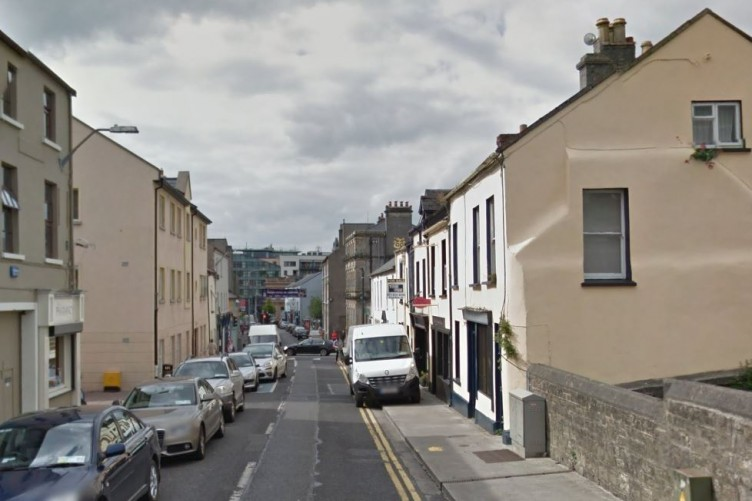 Image result for Homeless activists take over a disused (Nama?) office building in Sligo town