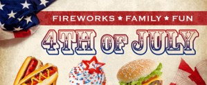 Celebrate July 4th at the Boardwalk Beach Resort
