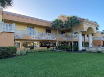 C21 Tenace Realty Coral Springs Office