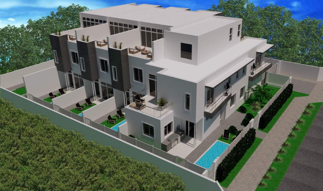 enclave rendering