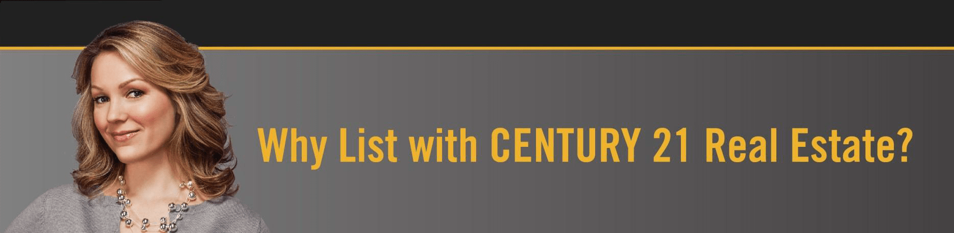 Why list your home for sale with CENTURY 21 MarketLink Realty?