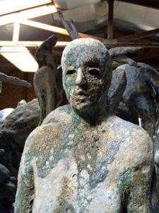 Mark Chatterley's Sculpture