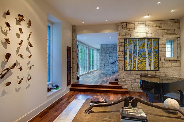 Birch Trees in your living room, Christi Dreese