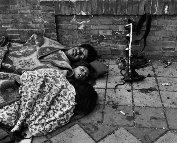Life of the Gypsies by Josef Koudelka