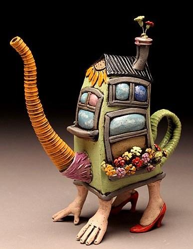Cory McCrory teapot