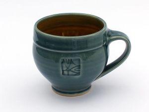 one acre ceramics mug