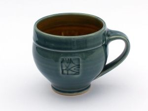 one acre ceramics mug