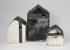 Cyndi Casemier Clay houses