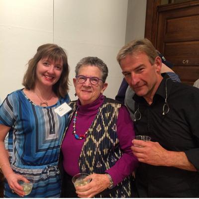 Julie Wiggins, Cynthia Bringle, Mark Skudlarek