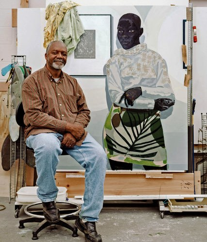Kerry James Marshall and painting