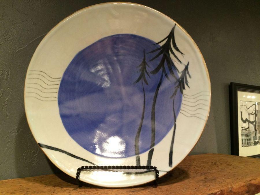 platter by cyndi casemier