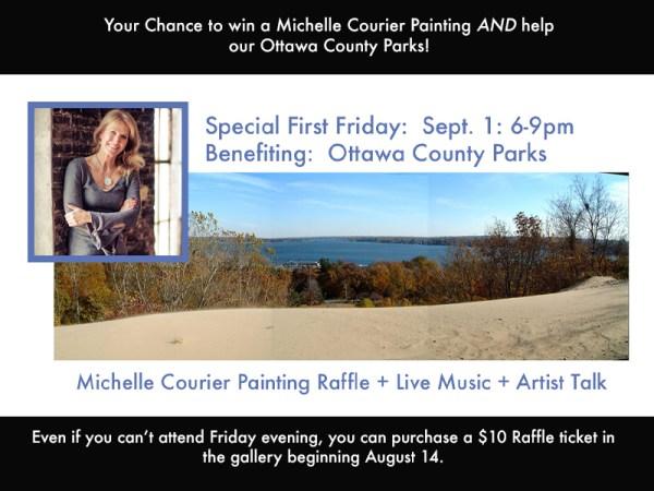 raffle to raise money for Ottawa County Parks