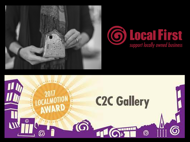 localmotion award C2C Gallery