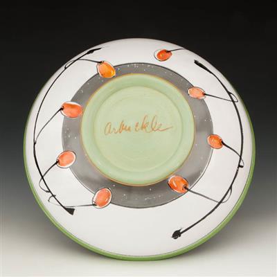 Bottom of Linda Arbuckle bowl