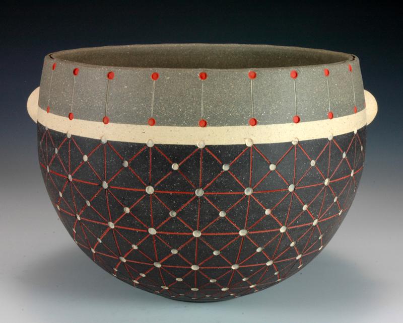Ceramic Bowl by Debra Oliva