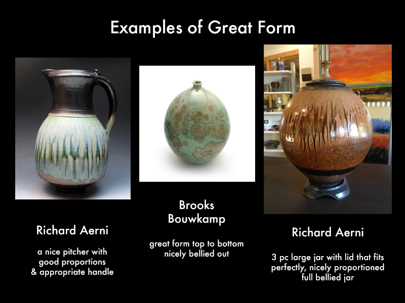 great ceramic forms