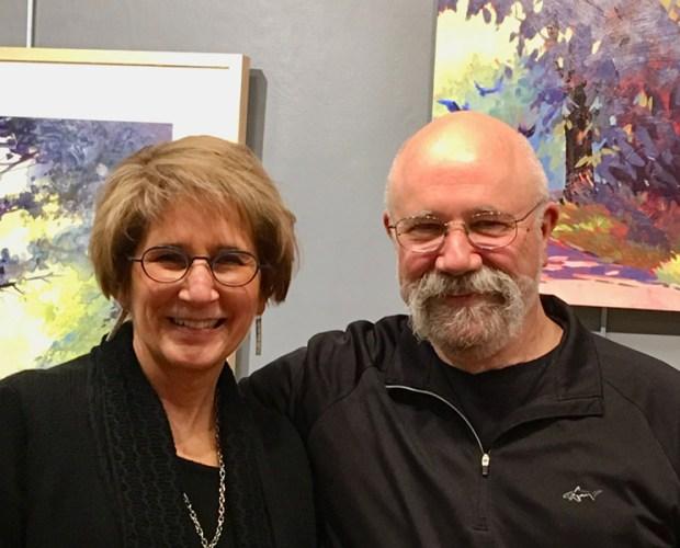Cyndi and Mark Mehaffey