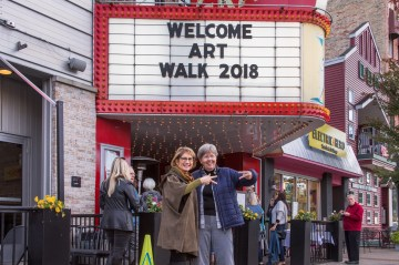 Opening ArtWalk9