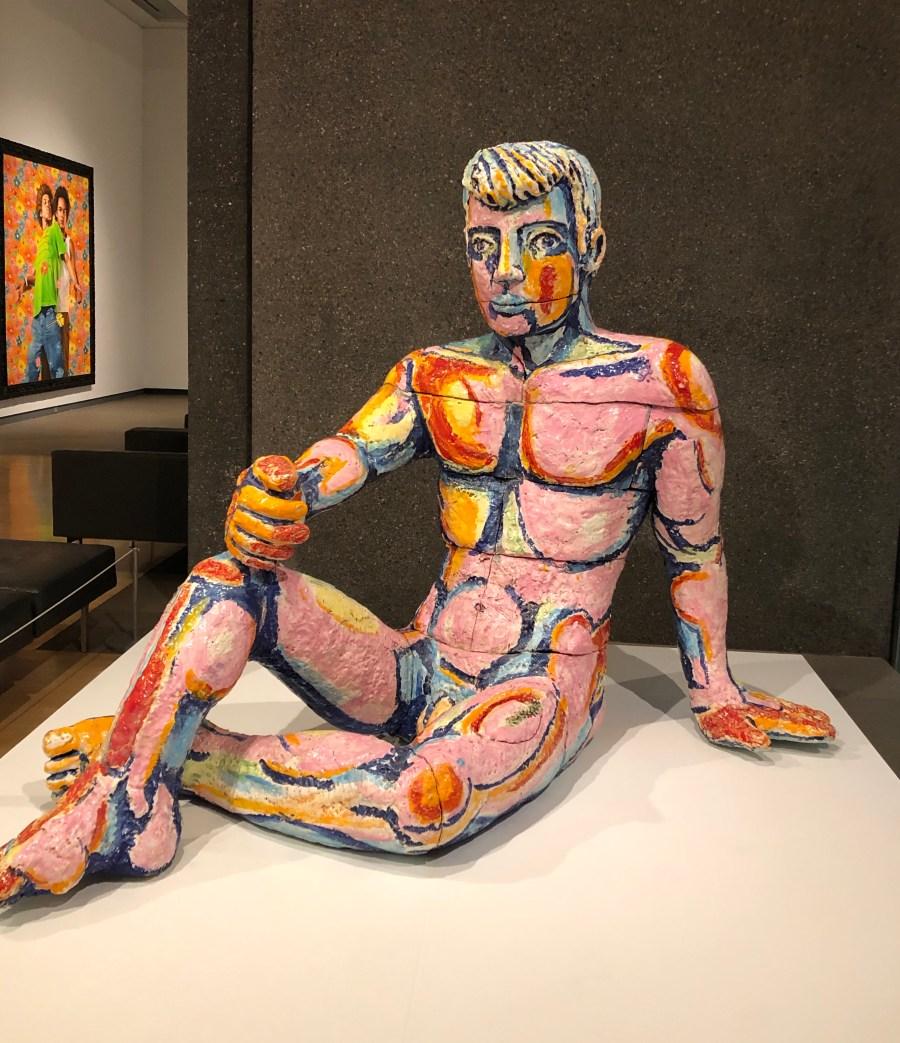 Viola Frey, Phoenix Art Museum